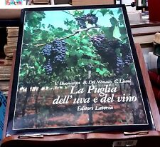 La Puglia dell'uva e del vino - Laterza, 1983