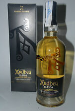 WHISKY ARDBEG BLASDA LIMITED RELEASE SINGLE ISLAY MALT IN BOX 70cl.