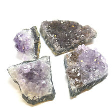 Medium Amethyst Purple Cluster Geode - Stocking Filler Gift, Crystal Collection