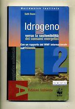 Seth Dunn # IDROGENO SOSTENIBILITÀ CONSUMI ENERGETICI# Edizioni Ambiente 2002