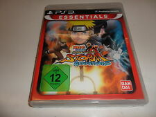 PLAYSTATION 3 PS 3 Naruto Shippuden-Ultimate Ninja Storm Generations