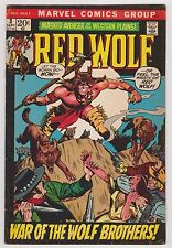 Red Wolf #3, Very Fine Condition!