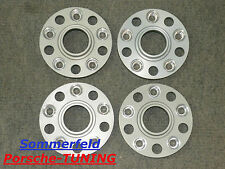 Porsche 993 986 987 996 997 957 ensanchamiento distancia cristales Wheel spacers