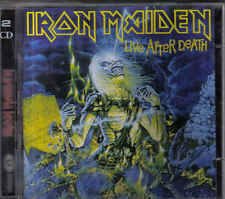 Iron Maiden-Live After Death 2 cd album