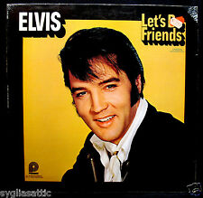 ELVIS PRESLEY-Let's Be Friends-Fully Sealed Album From 1970-CAMDEN #CAS 2408