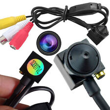 Mini Small Full HD 1000TVL CCTV Security Surveillance Audio Hidden Spy Camera