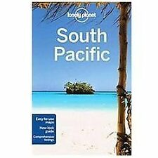 Lonely Planet South Pacific (Travel Guide)-ExLibrary