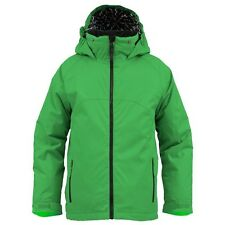 Burton Boys Amped Snowboard Jacket (M) Snooker