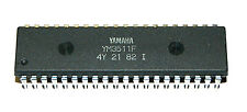 NEW JVC YAMAHA YM3511F IC Integrated Circuit Replacement Audio Part Component