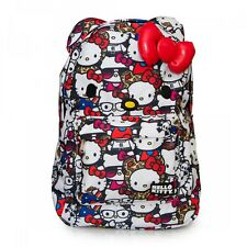 Hello Kitty Sanrio All Stars Print Face Backpack with Bow, by Loungefly (SALE!)