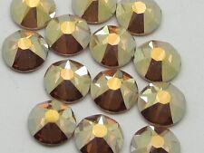 20ss METALLIC SUNSHINE swarovski rhinestones 72pcs