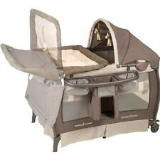 Play Yard Changing Nursery Playpen Portable Bassinet Pack N Infant Baby Toddler