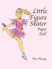 Little Figure Skater Paper Doll