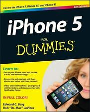 iPhone 5 for Dummies by Edward C. Baig and Bob LeVitus (2012, E-book)