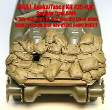 "1/35 Sherman Sandbag Front ""SB6"" - Value Gear - For Asuka/Tasca M4A1 Kit #35-022"
