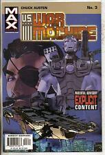 Marvel Max Comics US War Machine #3 NM-