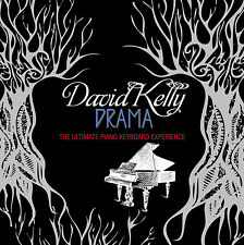 Drama Music CD, The Ultimate Abstract Instrumental  Piano, Keyboard Experience