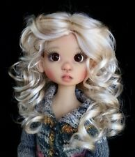 Monique Bea wig 8/9 for 1/3 BJD SD DZ EID Kaye Wiggs Dollmore Luts Blonde Brown