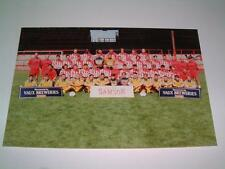 SUNDERLAND FC 1995-1996 RARE ORIGINAL FULL SQUAD PHOTOGRAPH