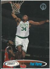 Paul Pierce 1998-99 Topps Stadium Club Rookie Card # 203 Boston Celtics