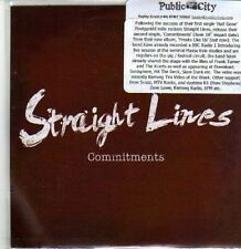 (DA888) Straight Lines, Commitments - 2012 DJ CD