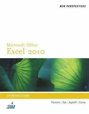 New Perspectives on Microsoft  Office Excel  2010, Introductory (New Perspective