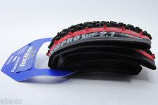 Panaracer Fire XC Pro Tubeless Compatible 26 x 2.1 Black/Red Mountain Bike Tire