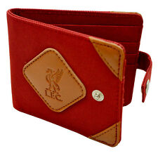 LIVERPOOL FC ADVENTURER MONEY WALLET PURSE CANVAS COIN HOLDER MEN NEW XMAS GIFT