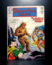 COMICS: DC: Detective Comics #312 (1963), Clayface app - RARE (flash/batman)