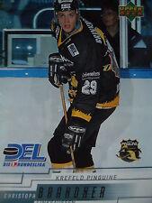 151 Christoph Brandner Krefeld Pinguine DEL 2000-01