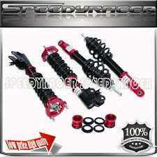 RED  Full Coilover Suspension Lower Kit for 2006-2011 Honda Civic