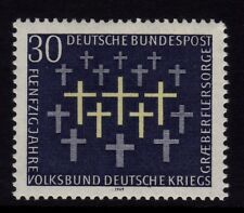W Germany 1969 War Graves Commission SG 1488 MNH