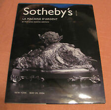 2004 SOTHEBY'S AUCTION CATALOG  ART ANTIQUES   NEW YORK   MAY 20,2004