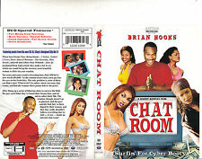 Chat Room-2002-Brian Hooks-Movie-DVD