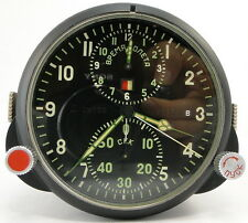 NEW! AChS-1 Russian Soviet USSR Military Air Force Aircraft Cockpit Clock MIG/SU