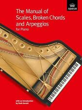 ABRSM The Manual of Scales, Broken Chords and Arpeggios - Same Day P+P
