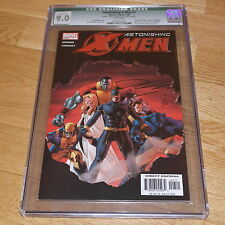 Astonishing X-Men #7 CGC 9.0 John Cassaday signed 138/299 CERTIFICATED