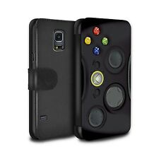 STUFF4 PU Leather Case/Cover/Wallet for Samsung Galaxy S5 Neo/G903/Games Console
