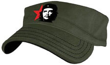 Official Che Guevara - Military Army Style - Green Baseball Cap YOUTH