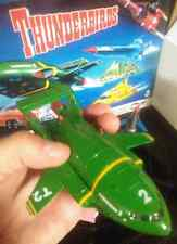 """**SPACE:1999""""1 EAGLE **All Die-cast THUNDERBIRD2 PLUS 1 3 4 Pink Car BOXED NICE"""