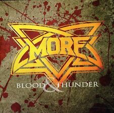 More, The More - Blood & Thunder [New CD] Jewel Case Packaging