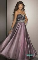 New Long Formal Bridesmaid Dresses Party Cocktail Evening Gown Prom Dresses
