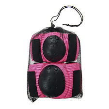 Claire's Girls and Womens & Elbow & Knee Pads in Pink/Black