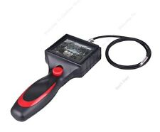"5.5mm Borescope Endoscope Inspection 3.5"" Camera Monitor Night Vision Waterproof"