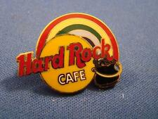 Hard Rock Cafe Pot of Gold Pin Staff 401k #3542