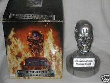 T-800 Endoskeleton Terminator 2 Judgment Day T 2 Bust Carolco Legends in 3 D