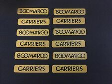 Boomaroo Carriers Decals Sheet 12 Collectable Vintage Toy Sticker Wyn Toy