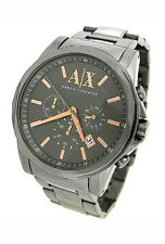 NEW ARMANI EXCHANGE CHRONOGRAPH 50M MENS WATCH AX2086