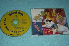 The Beach Boys Maxi-CD Good Vibrations - Dutch 4-track CD
