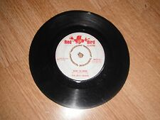 "THE JELLY BEANS BABY BE MINE RARE ORIG 7"" UK PRESS 1964"
